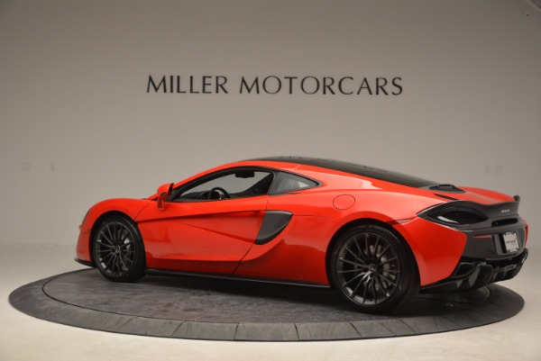 Used 2017 McLaren 570GT Coupe for sale Sold at Maserati of Greenwich in Greenwich CT 06830 4