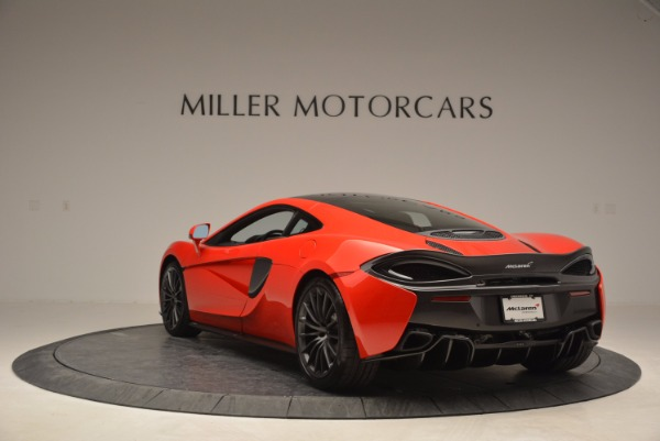 Used 2017 McLaren 570GT Coupe for sale Sold at Maserati of Greenwich in Greenwich CT 06830 5