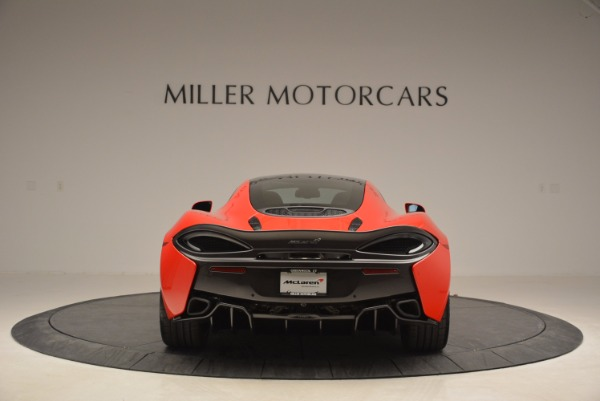 Used 2017 McLaren 570GT Coupe for sale Sold at Maserati of Greenwich in Greenwich CT 06830 6
