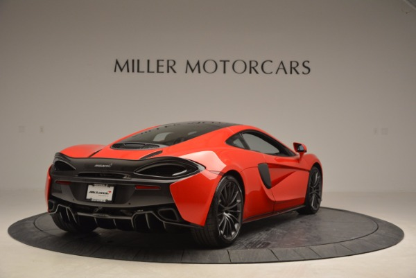 Used 2017 McLaren 570GT Coupe for sale Sold at Maserati of Greenwich in Greenwich CT 06830 7