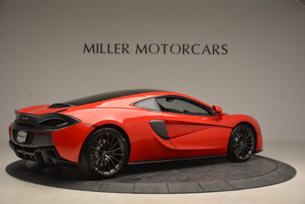 Used 2017 McLaren 570GT Coupe for sale Sold at Maserati of Greenwich in Greenwich CT 06830 8