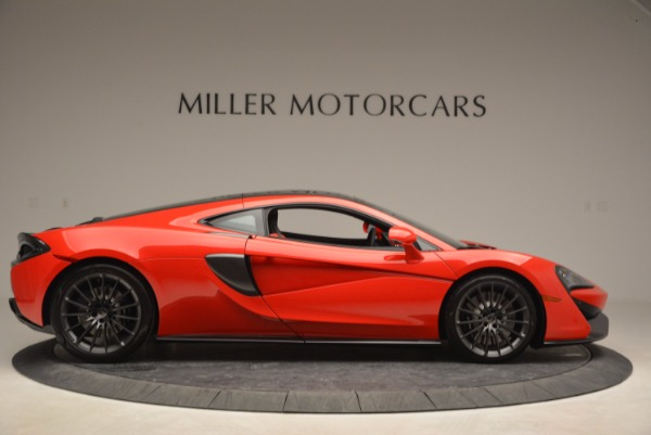 Used 2017 McLaren 570GT Coupe for sale Sold at Maserati of Greenwich in Greenwich CT 06830 9