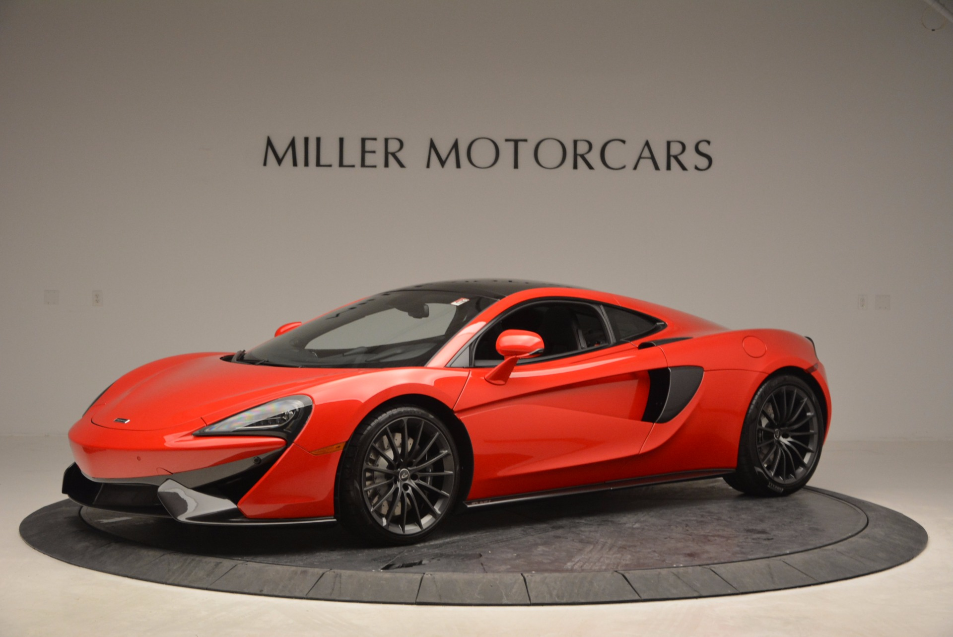 Used 2017 McLaren 570GT Coupe for sale Sold at Maserati of Greenwich in Greenwich CT 06830 1