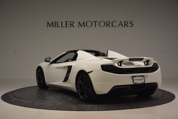 Used 2014 McLaren MP4-12C Spider for sale Sold at Maserati of Greenwich in Greenwich CT 06830 5