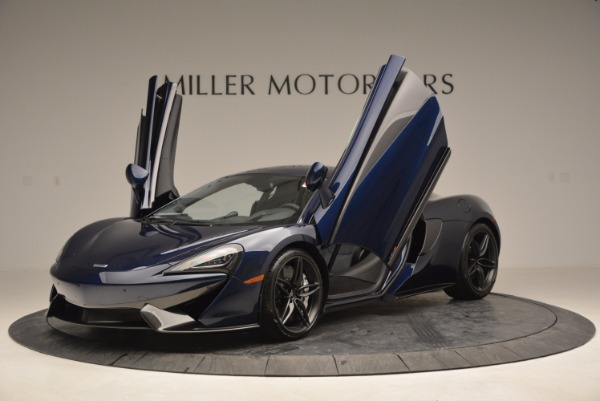 Used 2017 McLaren 570S for sale Sold at Maserati of Greenwich in Greenwich CT 06830 14