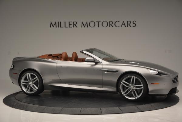 New 2016 Aston Martin DB9 GT Volante for sale Sold at Maserati of Greenwich in Greenwich CT 06830 10