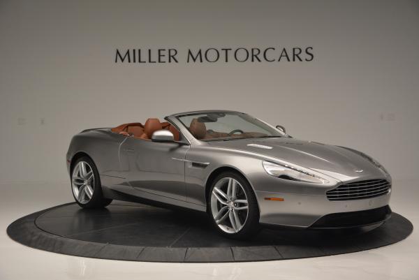 New 2016 Aston Martin DB9 GT Volante for sale Sold at Maserati of Greenwich in Greenwich CT 06830 11