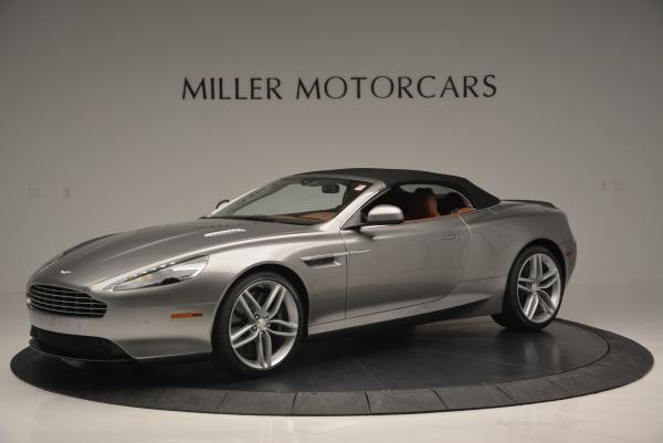 New 2016 Aston Martin DB9 GT Volante for sale Sold at Maserati of Greenwich in Greenwich CT 06830 14