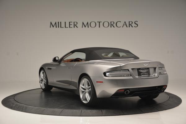 New 2016 Aston Martin DB9 GT Volante for sale Sold at Maserati of Greenwich in Greenwich CT 06830 17