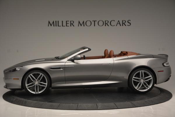 New 2016 Aston Martin DB9 GT Volante for sale Sold at Maserati of Greenwich in Greenwich CT 06830 2