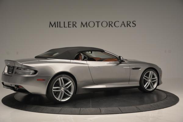 New 2016 Aston Martin DB9 GT Volante for sale Sold at Maserati of Greenwich in Greenwich CT 06830 20