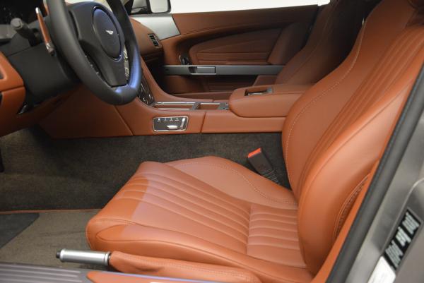 New 2016 Aston Martin DB9 GT Volante for sale Sold at Maserati of Greenwich in Greenwich CT 06830 25