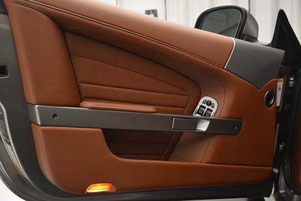 New 2016 Aston Martin DB9 GT Volante for sale Sold at Maserati of Greenwich in Greenwich CT 06830 27
