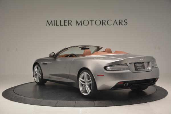 New 2016 Aston Martin DB9 GT Volante for sale Sold at Maserati of Greenwich in Greenwich CT 06830 5