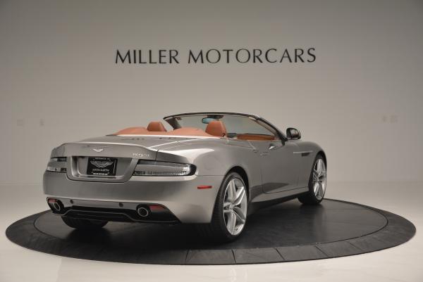 New 2016 Aston Martin DB9 GT Volante for sale Sold at Maserati of Greenwich in Greenwich CT 06830 7