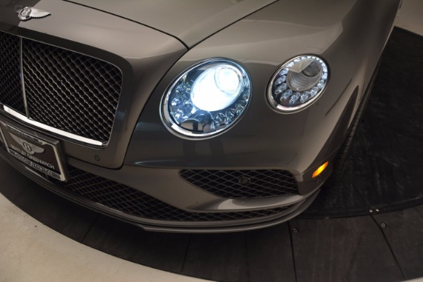 Used 2016 Bentley Continental GT Speed for sale Sold at Maserati of Greenwich in Greenwich CT 06830 16