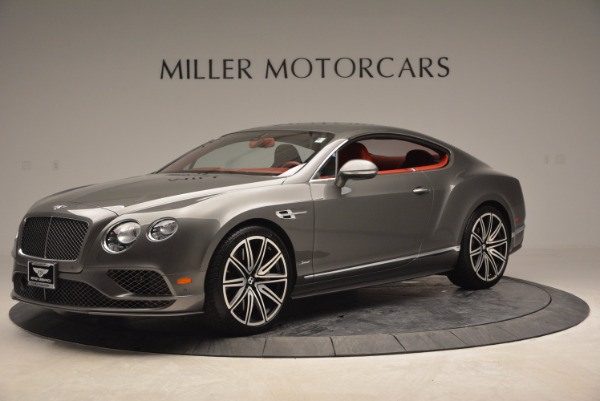 Used 2016 Bentley Continental GT Speed for sale Sold at Maserati of Greenwich in Greenwich CT 06830 2