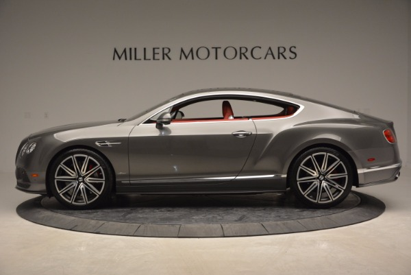 Used 2016 Bentley Continental GT Speed for sale Sold at Maserati of Greenwich in Greenwich CT 06830 3