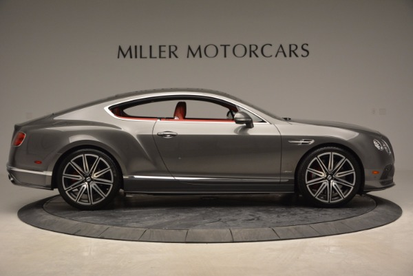 Used 2016 Bentley Continental GT Speed for sale Sold at Maserati of Greenwich in Greenwich CT 06830 9