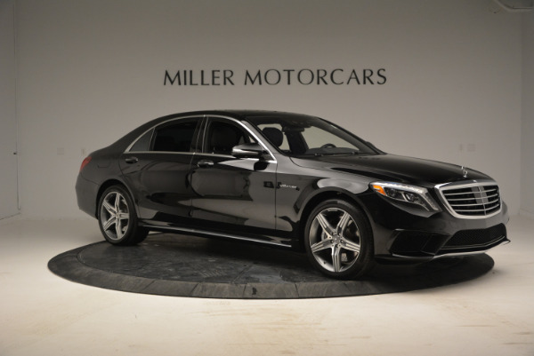Used 2014 Mercedes Benz S-Class S 63 AMG for sale Sold at Maserati of Greenwich in Greenwich CT 06830 10