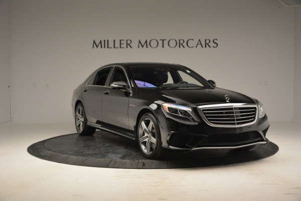 Used 2014 Mercedes Benz S-Class S 63 AMG for sale Sold at Maserati of Greenwich in Greenwich CT 06830 11