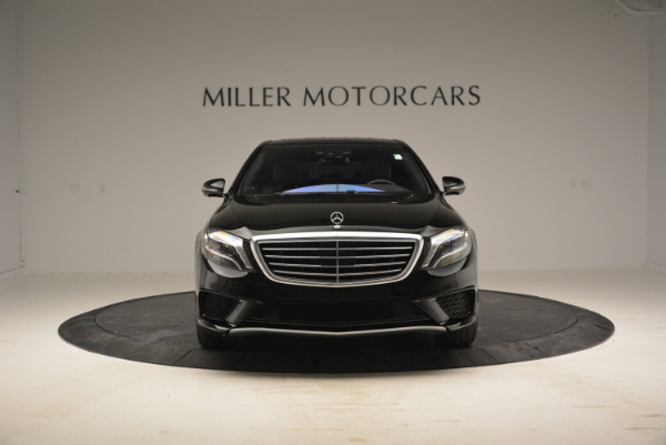 Used 2014 Mercedes Benz S-Class S 63 AMG for sale Sold at Maserati of Greenwich in Greenwich CT 06830 12