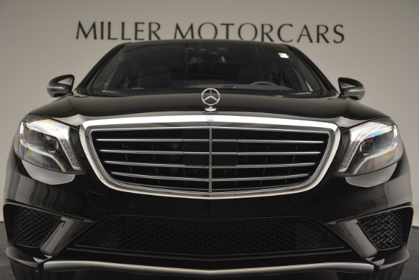 Used 2014 Mercedes Benz S-Class S 63 AMG for sale Sold at Maserati of Greenwich in Greenwich CT 06830 13