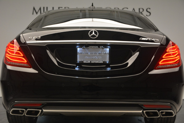 Used 2014 Mercedes Benz S-Class S 63 AMG for sale Sold at Maserati of Greenwich in Greenwich CT 06830 15