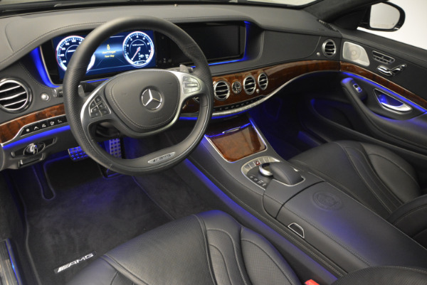 Used 2014 Mercedes Benz S-Class S 63 AMG for sale Sold at Maserati of Greenwich in Greenwich CT 06830 17