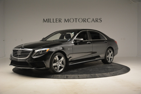 Used 2014 Mercedes Benz S-Class S 63 AMG for sale Sold at Maserati of Greenwich in Greenwich CT 06830 2