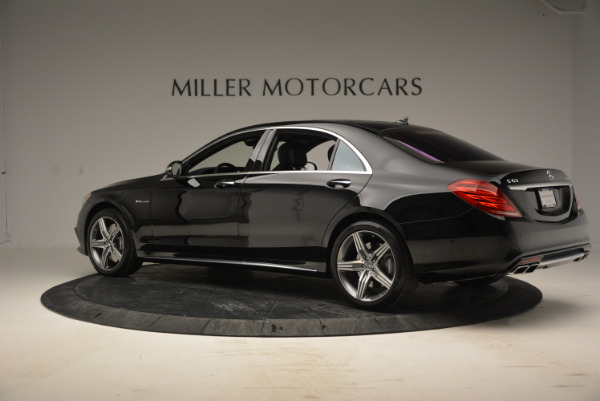 Used 2014 Mercedes Benz S-Class S 63 AMG for sale Sold at Maserati of Greenwich in Greenwich CT 06830 4