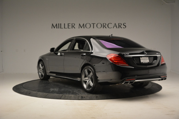 Used 2014 Mercedes Benz S-Class S 63 AMG for sale Sold at Maserati of Greenwich in Greenwich CT 06830 5