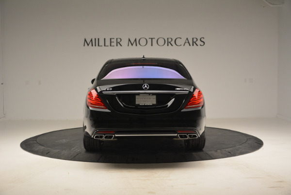 Used 2014 Mercedes Benz S-Class S 63 AMG for sale Sold at Maserati of Greenwich in Greenwich CT 06830 6