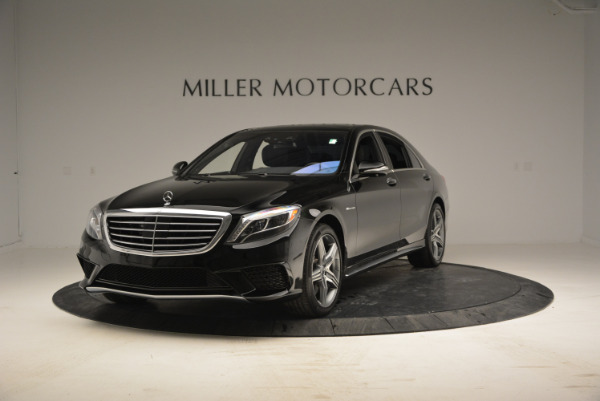 Used 2014 Mercedes Benz S-Class S 63 AMG for sale Sold at Maserati of Greenwich in Greenwich CT 06830 1