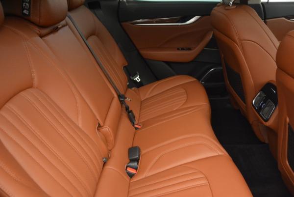 New 2017 Maserati Levante S for sale Sold at Maserati of Greenwich in Greenwich CT 06830 23