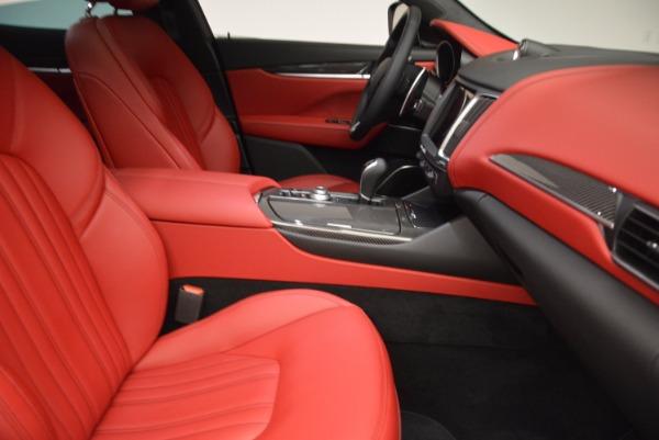 New 2017 Maserati Levante S for sale Sold at Maserati of Greenwich in Greenwich CT 06830 17