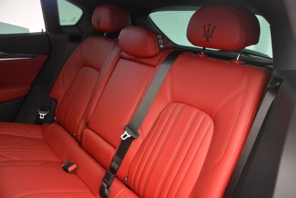 New 2017 Maserati Levante S for sale Sold at Maserati of Greenwich in Greenwich CT 06830 22