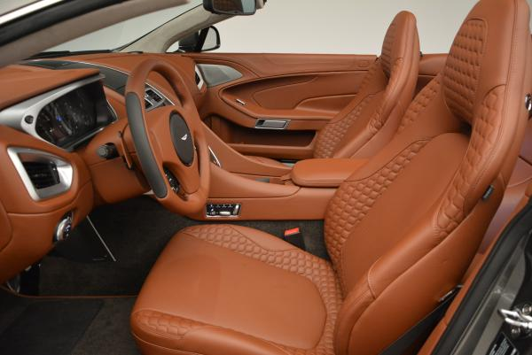 New 2016 Aston Martin Vanquish Volante for sale Sold at Maserati of Greenwich in Greenwich CT 06830 20