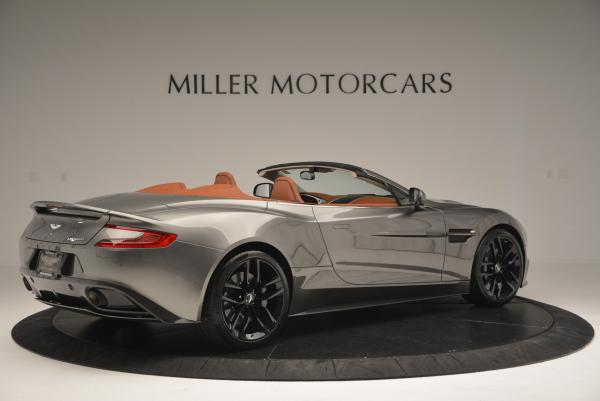 New 2016 Aston Martin Vanquish Volante for sale Sold at Maserati of Greenwich in Greenwich CT 06830 8