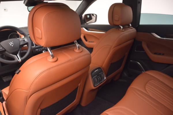 New 2017 Maserati Levante for sale Sold at Maserati of Greenwich in Greenwich CT 06830 19