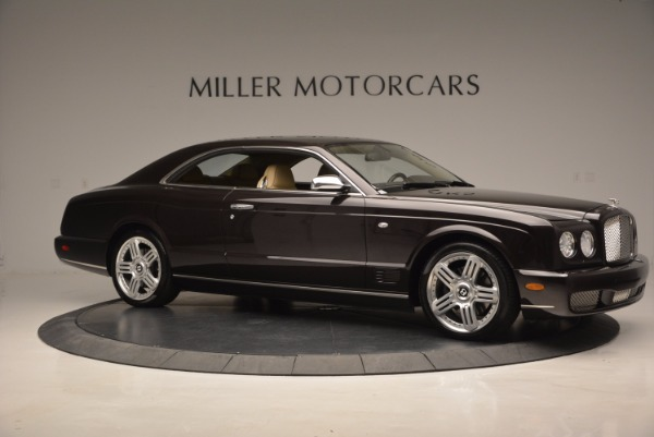 Used 2009 Bentley Brooklands for sale Sold at Maserati of Greenwich in Greenwich CT 06830 10