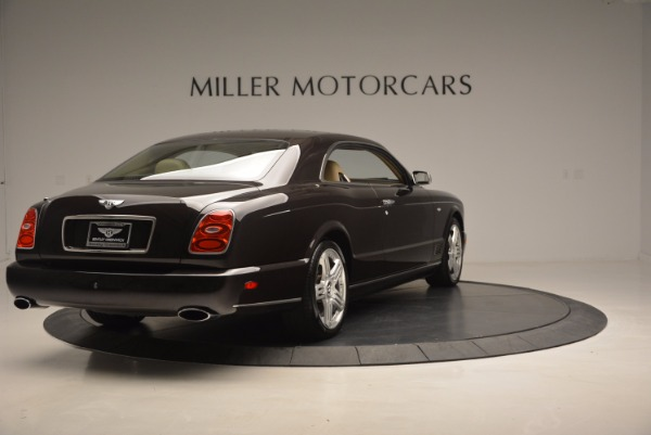 Used 2009 Bentley Brooklands for sale Sold at Maserati of Greenwich in Greenwich CT 06830 7