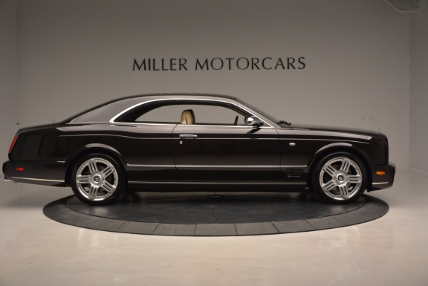 Used 2009 Bentley Brooklands for sale Sold at Maserati of Greenwich in Greenwich CT 06830 9