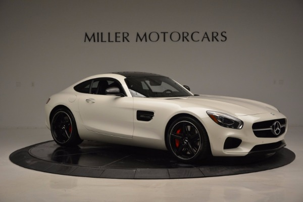 Used 2016 Mercedes Benz AMG GT S for sale Sold at Maserati of Greenwich in Greenwich CT 06830 10