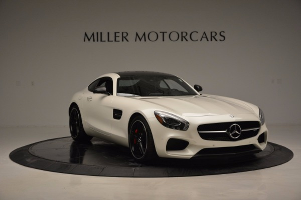 Used 2016 Mercedes Benz AMG GT S for sale Sold at Maserati of Greenwich in Greenwich CT 06830 11