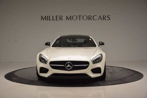 Used 2016 Mercedes Benz AMG GT S for sale Sold at Maserati of Greenwich in Greenwich CT 06830 12
