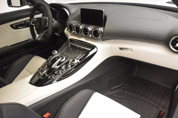 Used 2016 Mercedes Benz AMG GT S for sale Sold at Maserati of Greenwich in Greenwich CT 06830 18