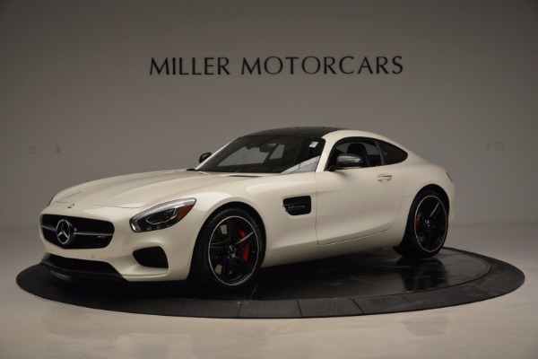 Used 2016 Mercedes Benz AMG GT S for sale Sold at Maserati of Greenwich in Greenwich CT 06830 2