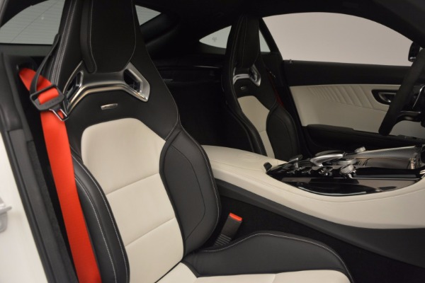 Used 2016 Mercedes Benz AMG GT S for sale Sold at Maserati of Greenwich in Greenwich CT 06830 20