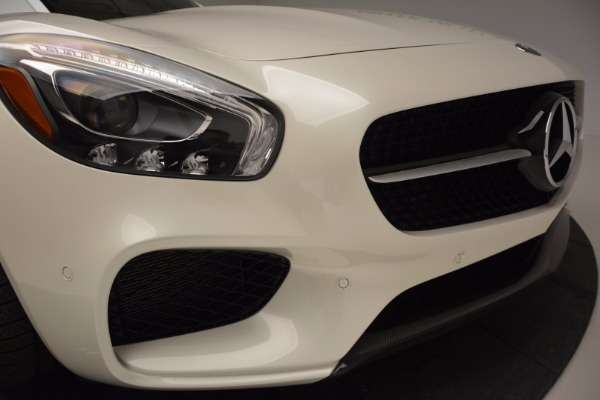 Used 2016 Mercedes Benz AMG GT S for sale Sold at Maserati of Greenwich in Greenwich CT 06830 23
